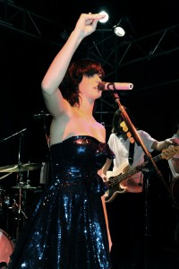 Katy Perry scollata