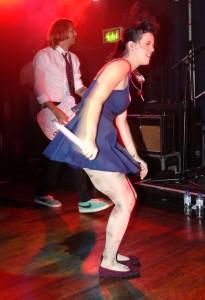 Katy Perry sul palco in concerto