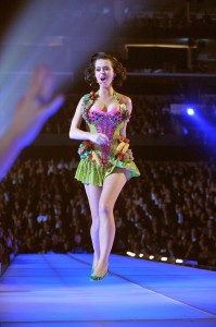 Katy Perry sul palco in concerto GRAMMY Awards - Show