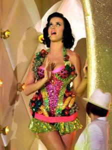 Katy Perry ai 51 Annual Grammy Awards
