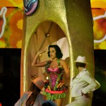 Katy Perry foto dello Show