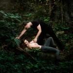 Robert Pattinson e Kristen Stewart in Twilight