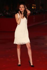 Kristen Stewart a Roma