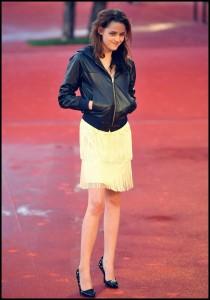 Kristen Stewart red carpet twilight