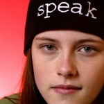 Kristen Stewart foto in primo piano