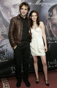 Kristen Stewart con Pattinson