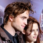 Kristen Stewart red carpet con Robert Pattinson