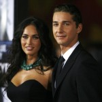 Shia LaBeouf con Megan Fox
