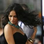 Megan Fox capelli al vento