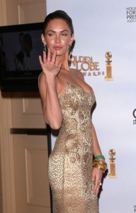 Megan Fox ai Golden Globe Awards